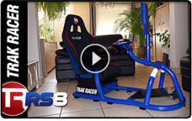 Trak Racer RS8 review part 2