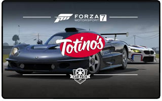 Forza Motorsport 7 Totinos Car Pack