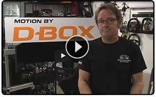 Sim Racing Garage D-Box