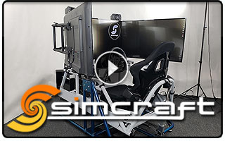 APEX2 Pitch and Yaw Compact Motion Simulator