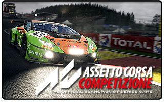 Assetto Corsa Competizione Early Access Reveal Event Spa-Francorchamp