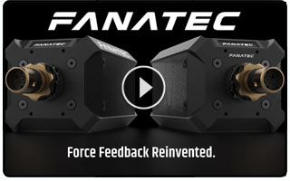 Fanatec DD Wheel Poduim Series