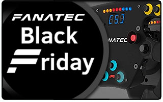Fanatec Black Friday Deals 2018
