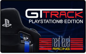 Next Level Racing GTtrack- PlayStation Edition