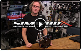 SimWorx Pro Series Supercar Sequential Shifter Review