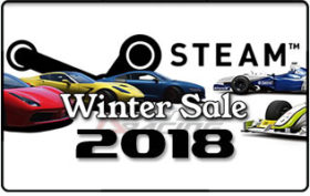 2018 Steam Winter Sale For Sim Racers