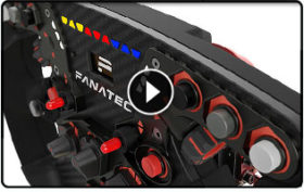 The ClubSport Steering Wheel Formula V2