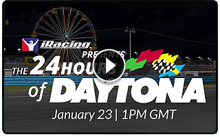 iRacing 2019 Daytona 24