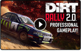 Dirt Rally 2_0 17 minutes of gameplay
