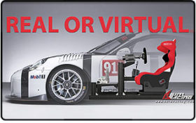 Real or Virtual Racing