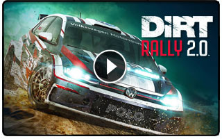 Dirt Rally 2.0 Tyre Choice